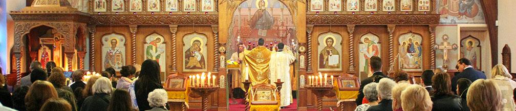 Holy Trinity Orthodox Church - East Meadow, Long Island